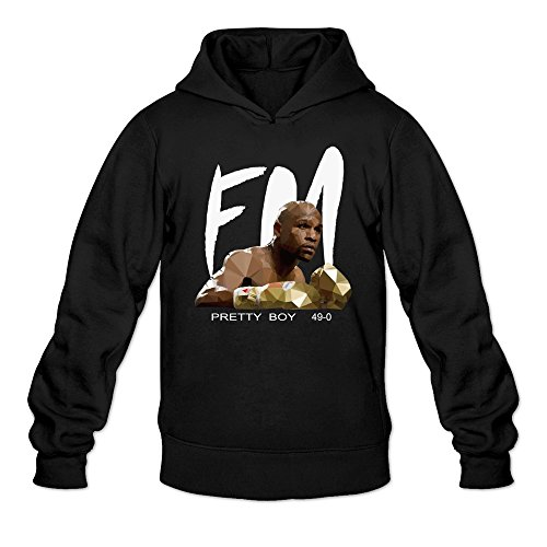 MARY Men's Boxing Pretty Boy Floyd Mayweather Hoodie - Celine Pretty