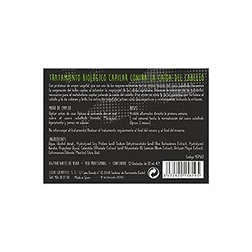 Placenta Vegetal Para La Pérdida Del Cabello - 12 ampollas x 10ml - Con Queratina y Extractos Naturales - Tratamiento Anticaída del pelo con proteínas ...