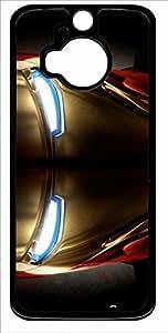 Muzzano-Carcasa htc m9 más de iron man en los ojos