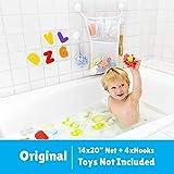 Tub Cubby Bath Toy Organizer + Baby Rubber Ducky