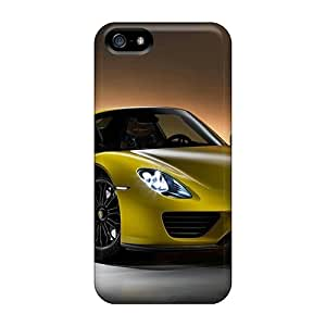 High Quality VAk9249MqLw 2014 Porsche 918 Spyder Cases For Iphone 5/5s