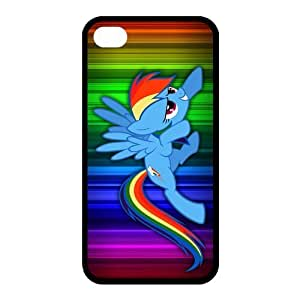 Customize Cartoon Series My Little Pony Back Case for iphone 4,4S JN4S-1226