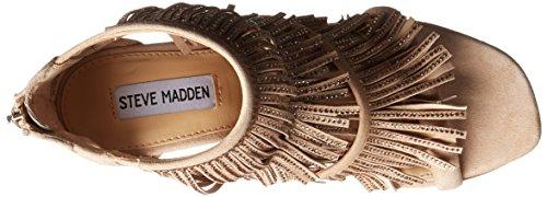 Blush Madden r Fringly Steve Multi Madden Femme Steve Sandales Fringly wfq6ZP8