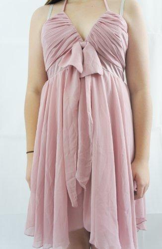 Kleid Pale Rosa Pink LipsyDamen Einfarbig S1qgnq8