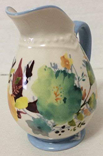 Pioneer Woman Mini Willow Pitcher Creamer