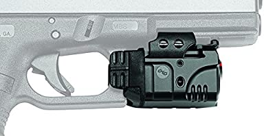 Crimson Trace Rail Master Pro Universal Green or Red Laser & Tactical Light, CMR-204/CMR-205 from Crimson Trace