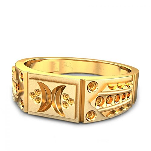 Candere-By-Kalyan-Jewellers-Yellow-Gold-Ring-for-Men