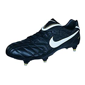 Nike Tiempo Legend III Soft Ground (SG)Leather Soccer Cleats