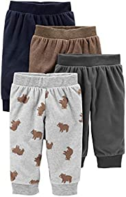 Simple Joys by Carter's Baby Boys' 4-Pack Flee