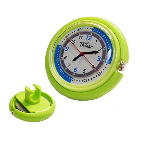 (Think Medical Stethoscope Watch Lime)