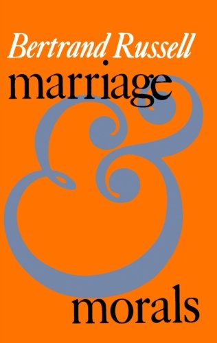 Download Marriage and Morals pdf