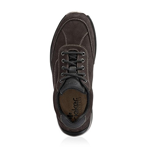 Brown Schuhe Oilybuk Männlich Rieker Metro Paso XwxfIBIC