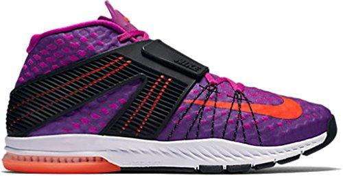 Nike Herren Zoom Zug Toranada Hyper Violet Crimson Schwarz Weiß Laufschuhe Hyper Violet Crimson Schwarz Weiß