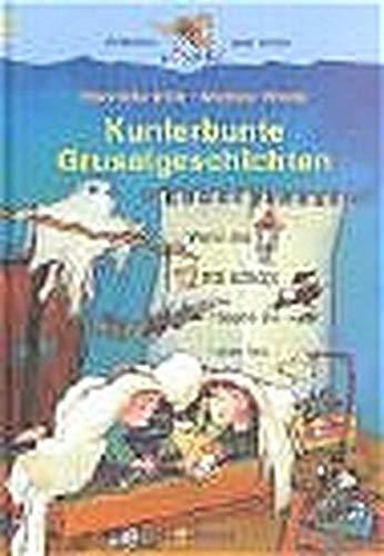 Kunterbunte Gruselgeschichten (Känguru - Mit Bildern lesen lernen / Ab 5 Jahren)