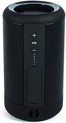 Elbe ALT-180-TWS - Altavoz portátil (Bluetooth, batería de Litio 1200 mah, 3.7 V, USB, 5 W) Negro: Amazon.es: Electrónica