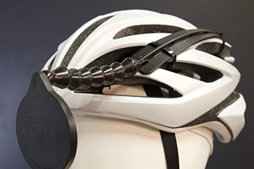 EVT Safe Zone Bicycle Helmet Mirror by by EVT (Image #2)