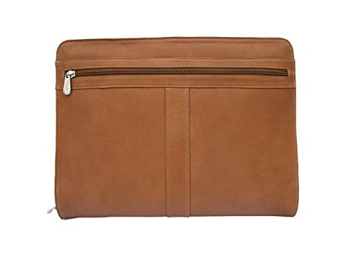 Entrepeneur Three-Way Envelope Padfolio Color: Saddle