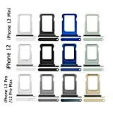 Replacement Dual Sim Card Tray for iPhone 12 Pro