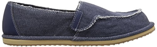 The Children's Place Boys' BB Slipon Deck Slipper, Navy, Youth 5 Medium US Infant - Image 7