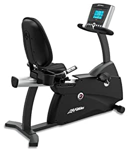 Life Fitness R3 Recumbent LifeCycle with Advanced Console