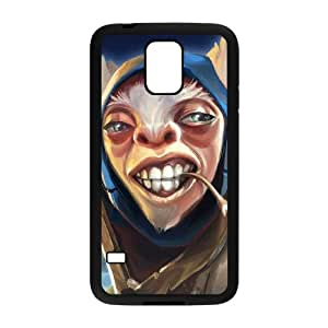 Samsung Galaxy S5 Cell Phone Case Black Defense Of The Ancients Dota 2 MEEPO 001 LWY3504265KSL