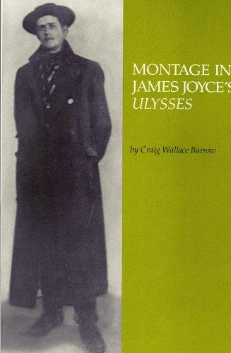 Montage in James Joyce's Ulysses (Studia Humanitatis) (Spanish Edition)