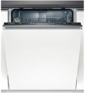 Bosch SMV41D00EU Totalmente integrado 14cubiertos A+ lavavajilla - Lavavajillas (Totalmente integrado, Acero inoxidable,