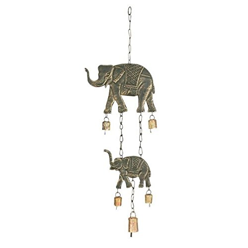 Cheap ORE International 26582 Elephant Wind Chime
