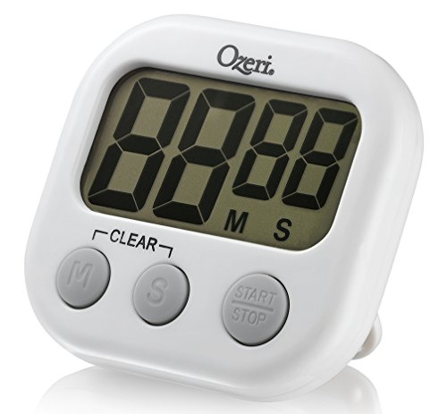 The Ozeri Kitchen and Event Timer, - Event Timer