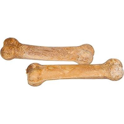 Nylabone Healthy Edibles Roast Beef Flavored Dog Treat Bone
