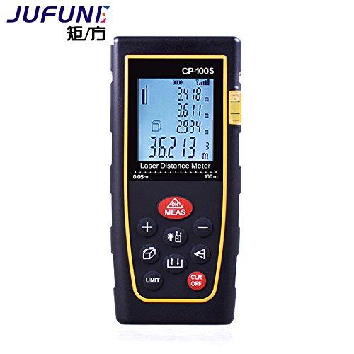 Jufune 100M Digital Laser Distance Meter Range Finder Measure by Jufune