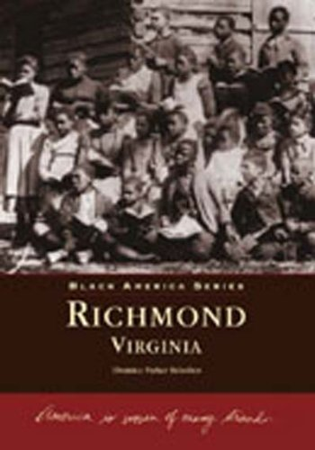 Richmond  (VA)  (Black America Series) (John Richmond Online-shop)