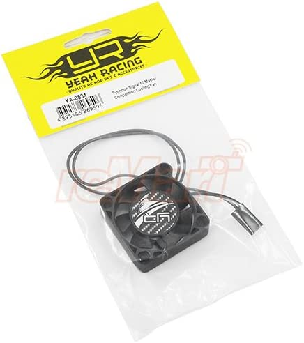 Yeah Racing Signal 10 Master Competition 40X40mm Cooling Fan #YA-0534