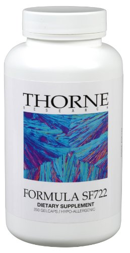 Thorne Research - Formule SF722 250 Capsules