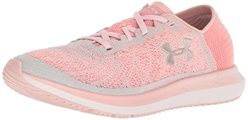 Armour Ua De Flush Chaussures Running Burn ghost Gray after Under Pink Femme Blur W gSCHHqw
