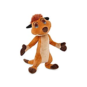 Dsney Collection The Lion King Guard Plush Timon, Medium 14″