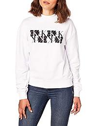 Calvin Klein J20J212984-YAF Sudadera para Mujer