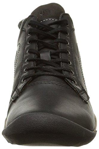 TBSStafer - zapatos derby mujer negro - Noir (7714 Noir)