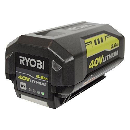 Ryobi OP40261 40V 2.6Ah Lithium Ion Battery w/ Fuel Gauge by Ryobi