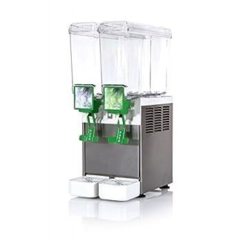 d.o.m. – dosificador de Bebidas frías. 2 sabores bañera 12 litros