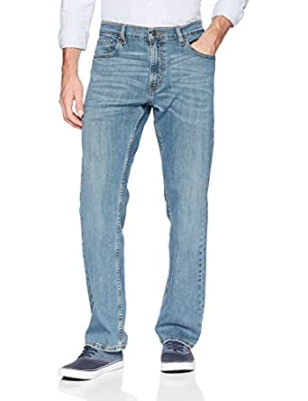 Signature by Levi Strauss & Co. Gold Label Men's Relaxed Fit Jeans, Titan, 29W x 30L