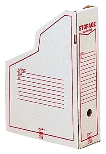 Rexel Storage Portariviste, 440x440 mm, Bianco ACCO Brands 00160600