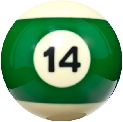 Sterling Juego de Bolas de Billar # 14: Amazon.es: Deportes y aire ...
