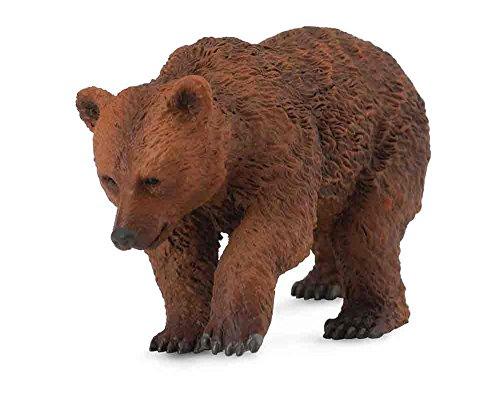 Bear Cub Miniature - CollectA Brown Bear Cub Figure