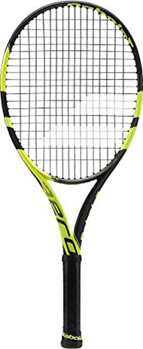 Babolat Pure Aero Junior 26 Tennis Racquet (4-1/8) (Best 27 Inch Tennis Racket For Juniors)