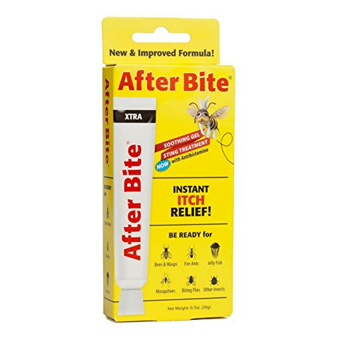 After Bite Xtra Soothing Gel 0.70 oz (Pack of 10) by After Bite