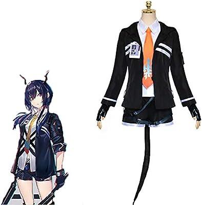 SHIXUE Disfraz Cosplay Arknights Adulto Disfraz De Halloween Anime ...