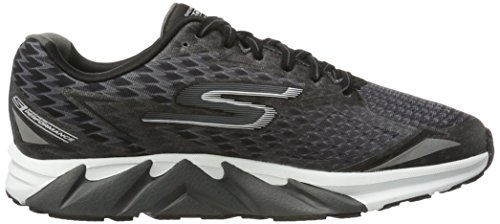 Skechers 54106 Men's Go Run Forza 2 Black/White Size