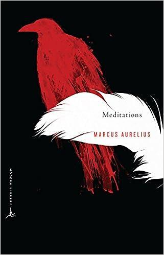 Meditations A New Translation Modern Library Classics Aurelius Marcus Fremdsprachige Bücher
