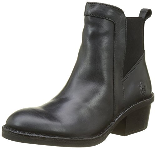 Black London Women's Fly Chelsea Dicy940fly Boots Black URxqwPY